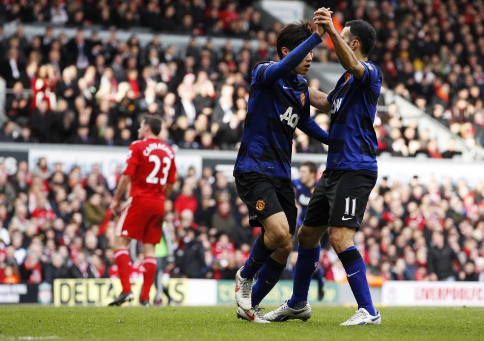 Manchester Utd. vs. Liverpool