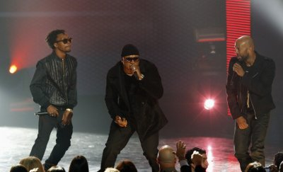 Fiasco, LL Cool J and Common