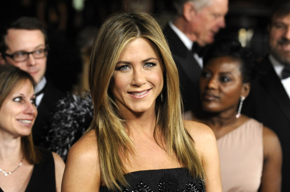 Actress Jennifer Aniston attends the 64th annual Directors Guild of America Awards