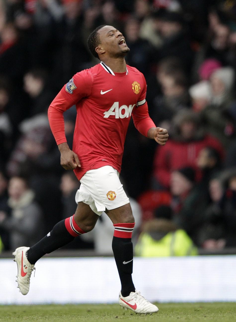 Manchester United vs. Liverpool