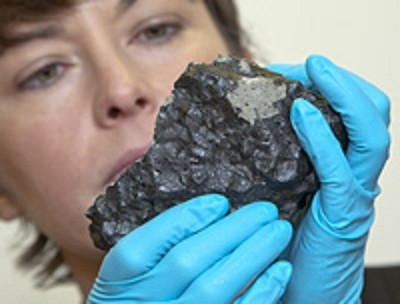 Martian Meteorite Could Unravel Mysteries of Mars
