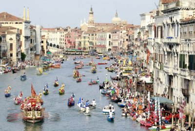 The Grand Canal Tour