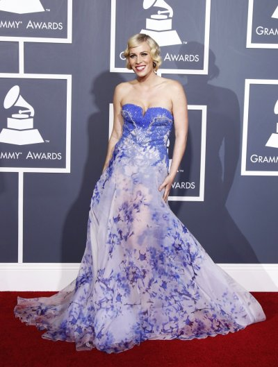 Best Dressed Celebrity Natasha Bedingfield