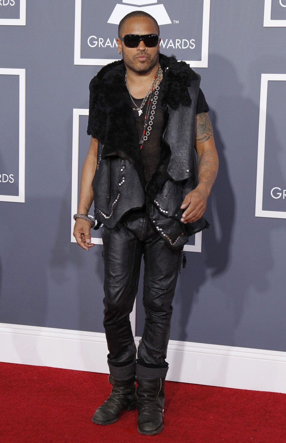 Worst Dressed CelebrityLenny Kravitz