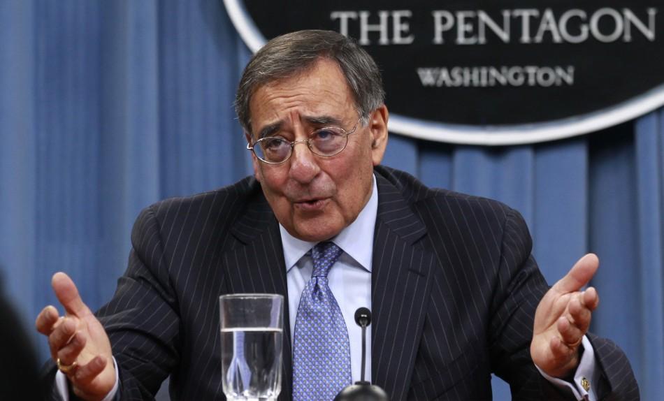 US defence secretary Leon Panetta