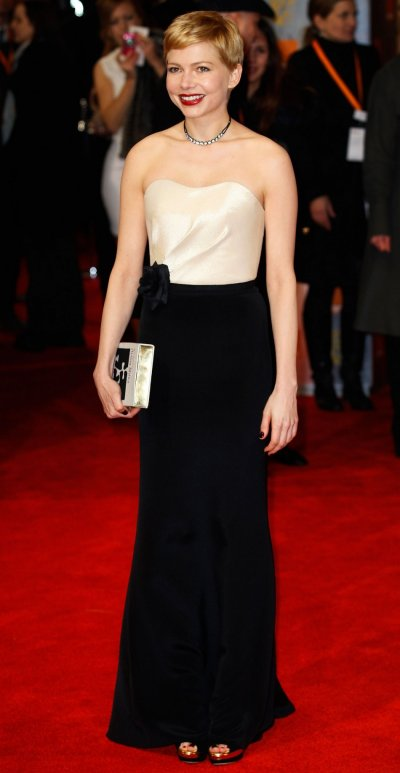 Leading Ladies in Black at the Baftas 2012 Award Ceremony