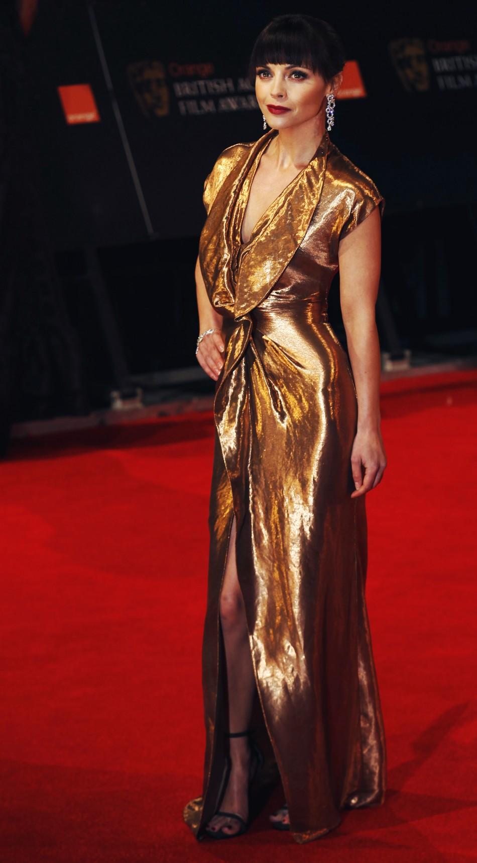 Actress Christina Ricci