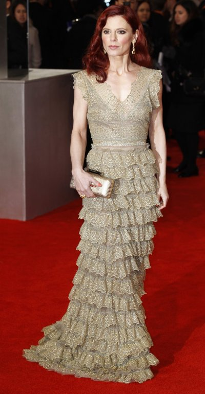 Actress Emilia Fox