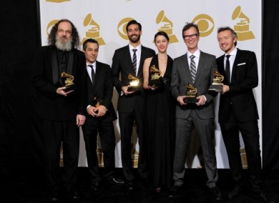 54th Annual Grammy Awards - Press Room - Los Angeles