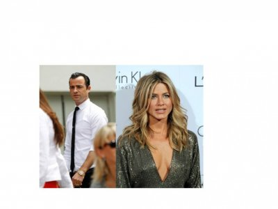 Jennifer Aniston - Justin Theroux