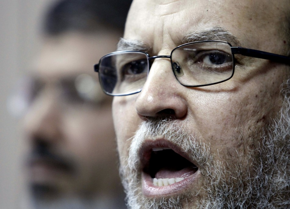 The Muslim Brotherhood spokesman Essam El-Erian
