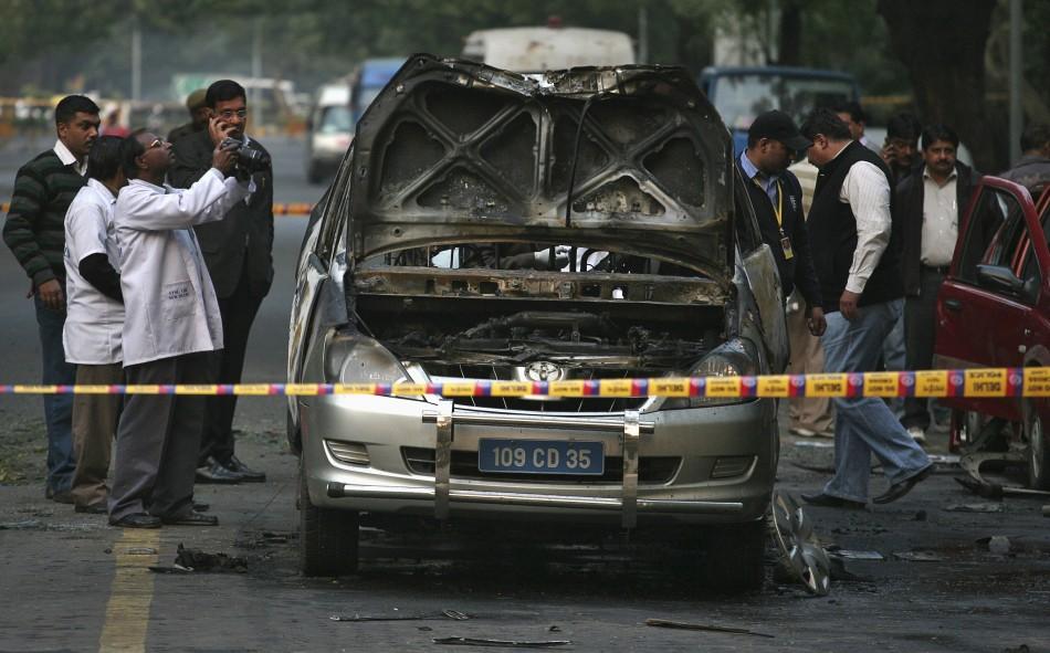 Israel Embassy Blast, New Delhi