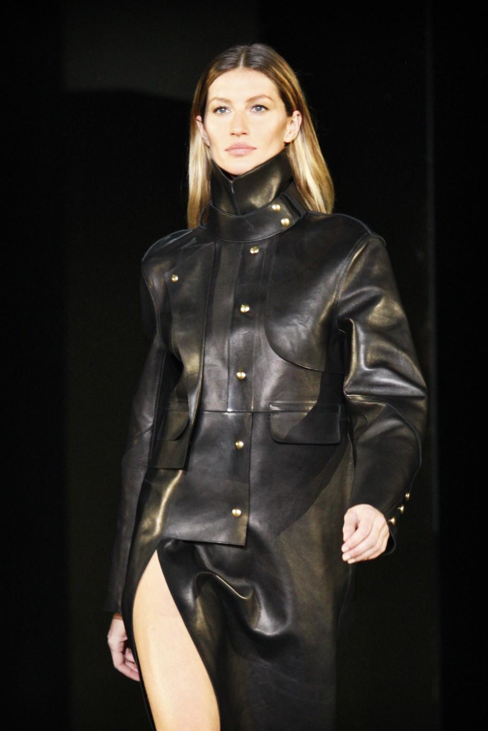 New York Fashion Week 2012 - Alexander Wang