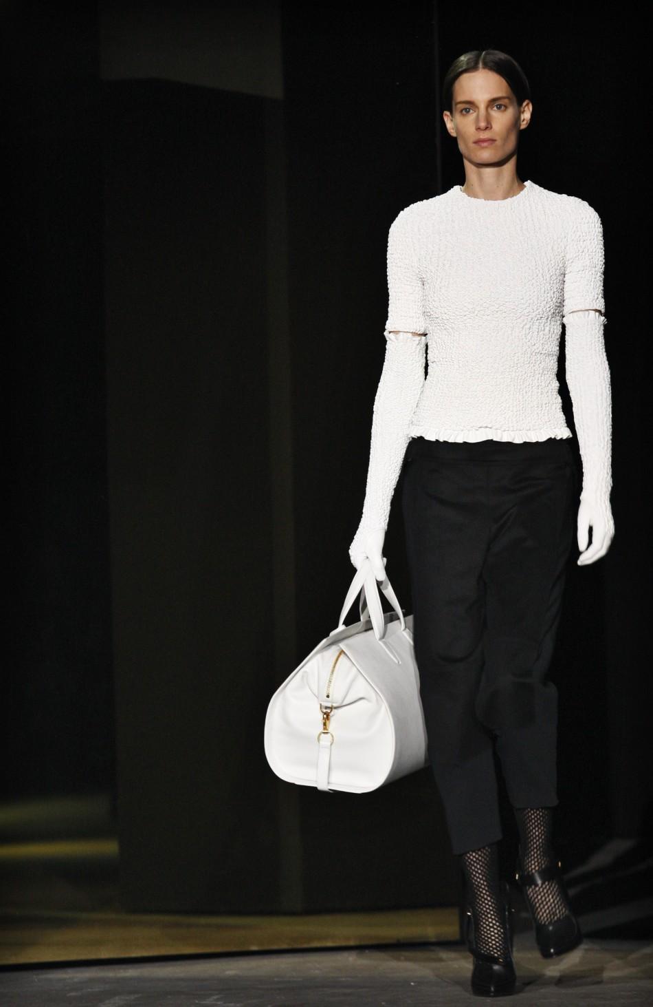 New York Fashion Week 2012- Alexander Wang