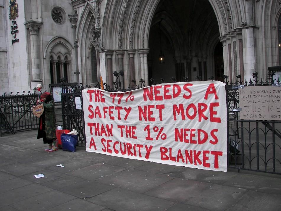 Occupy court