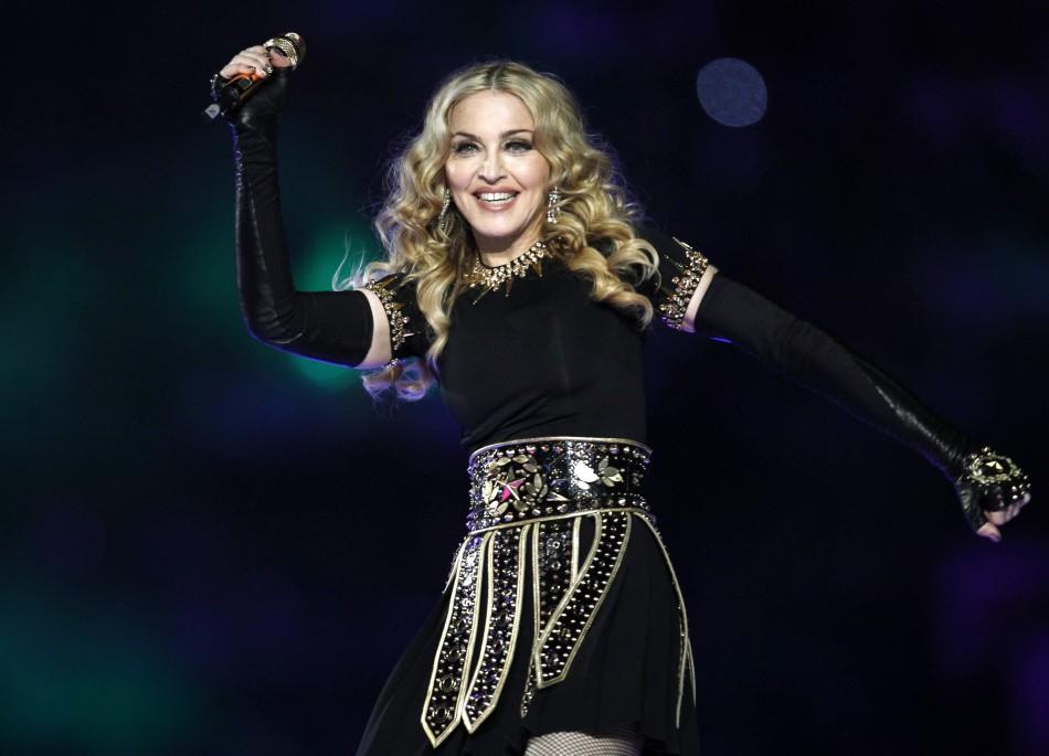 """Madonna """"Girl Gone Wild"""" Audio"""