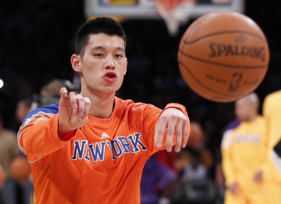 Linsanity: Jeremy Lin: Amazing Facts To Fuel 'Linsanity' [PHOTOS]