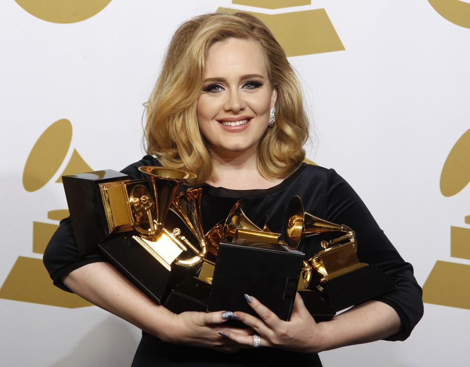 Singer Adele