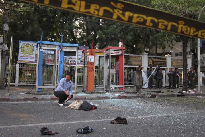 Bangkok Blasts