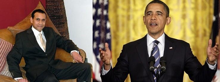 Barack Obama and Dapo