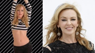 Kyle Minogue and Claire Renvoize