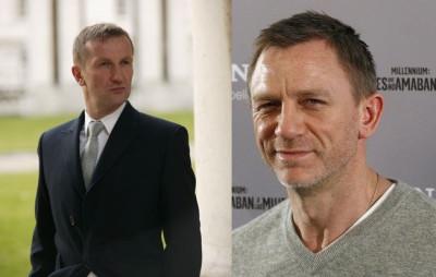 Daniel Craig and Stuart