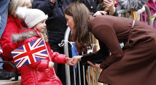 Duchess of Cambridge visits Liverpool