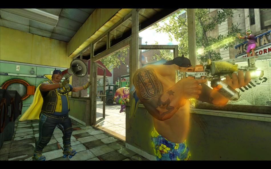 Gotham City Impostors Review (Xbox 360)