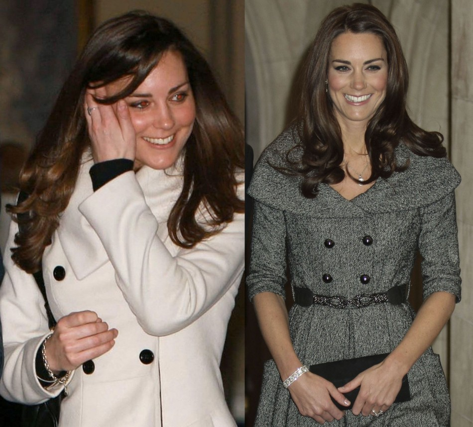 No More Missing Curves Kate Middletons Latest Photos Defy Anorexia Fears