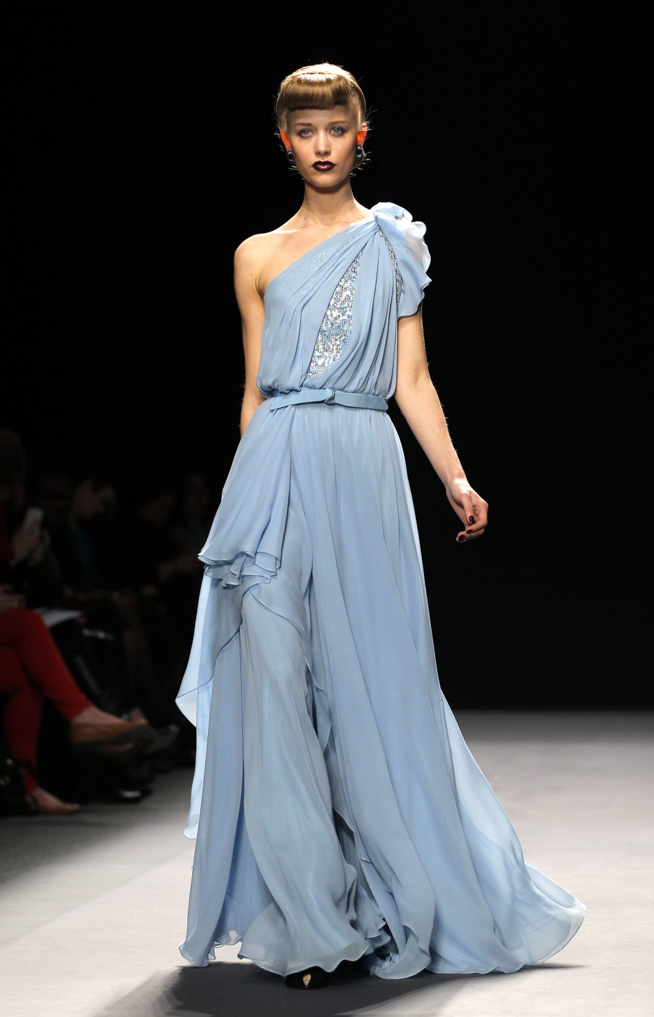 Jenny Packham Autumn/Winter 2012