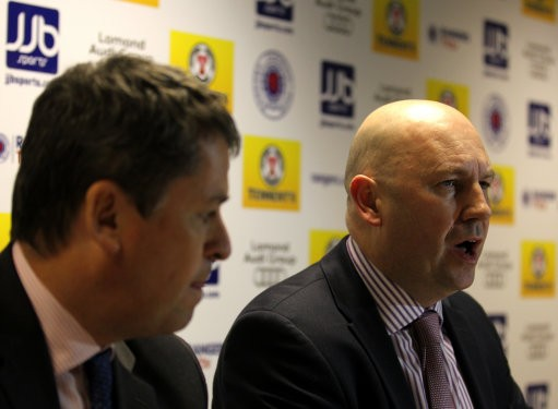 Rangers face bankruptcy