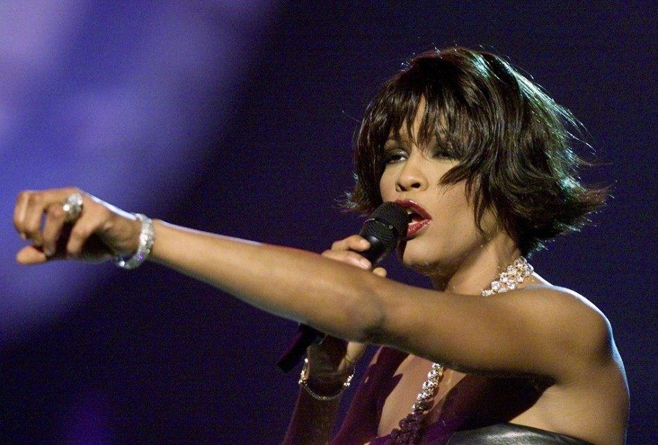 Sales of Whitney Houston's songs have soared since her death (Reuters)