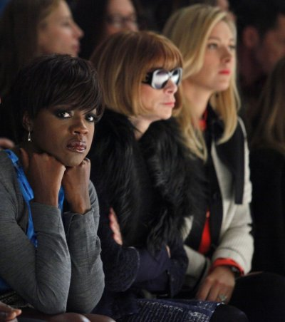 Viola Davis, Anna Wintour and Maria Sharapova
