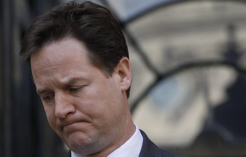 Nick Clegg wants personal income tax threshold raised to £10,000