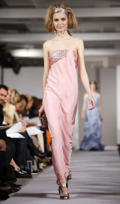 Oscar de la Renta fallwinter 2012 collection