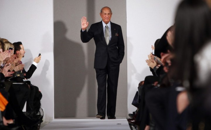 Oscar de la Renta fall/winter 2012 collection