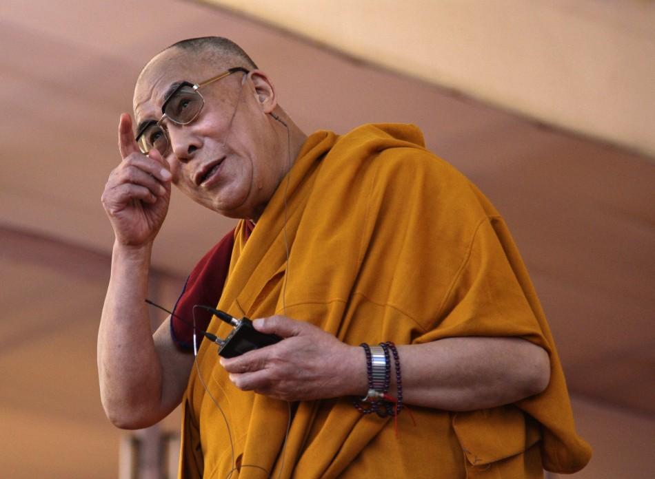 Dalai Lama - @dalailama