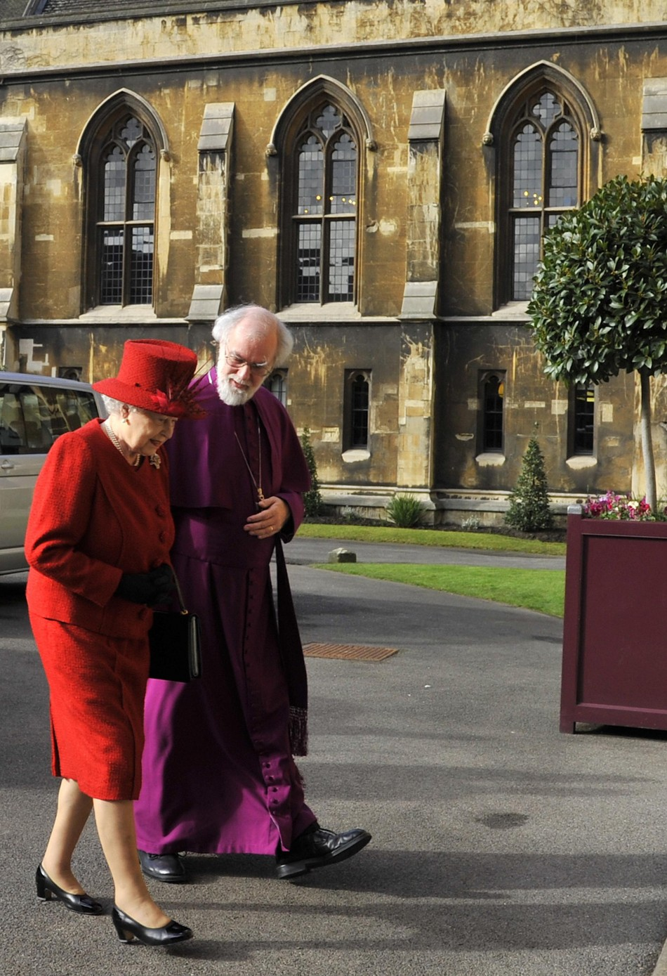 'The concept of our established Church is occasionally misunderstood' says Queen Elizabeth