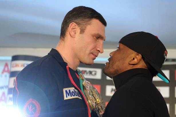 Dereck Chisora will compete against Vitali Klitschko for world heavyweight title