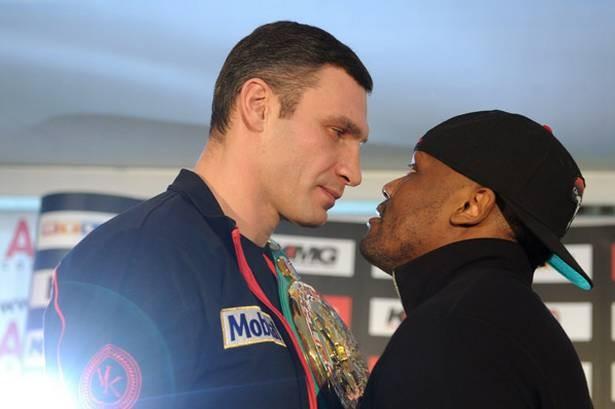 Dereck Chisora will compete against Vitali Klitschko for world heavyweight title