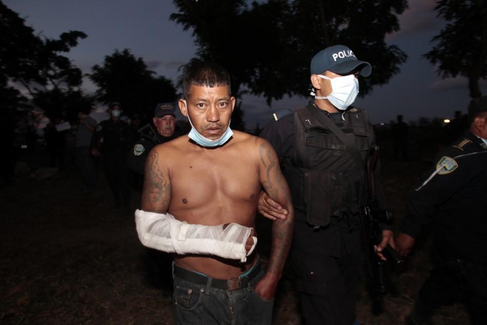Honduras Prison Fire Kills 358