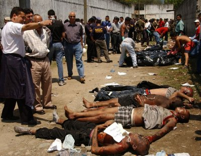 Honduras Prison Fire Kills 358