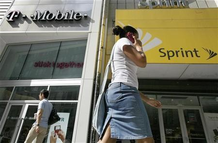 T-mobile and Sprint Wireless Stores in New York