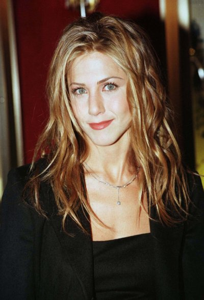 Jennifer Aniston in different style over the years