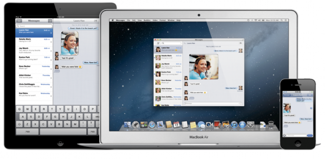 Messages for Mac