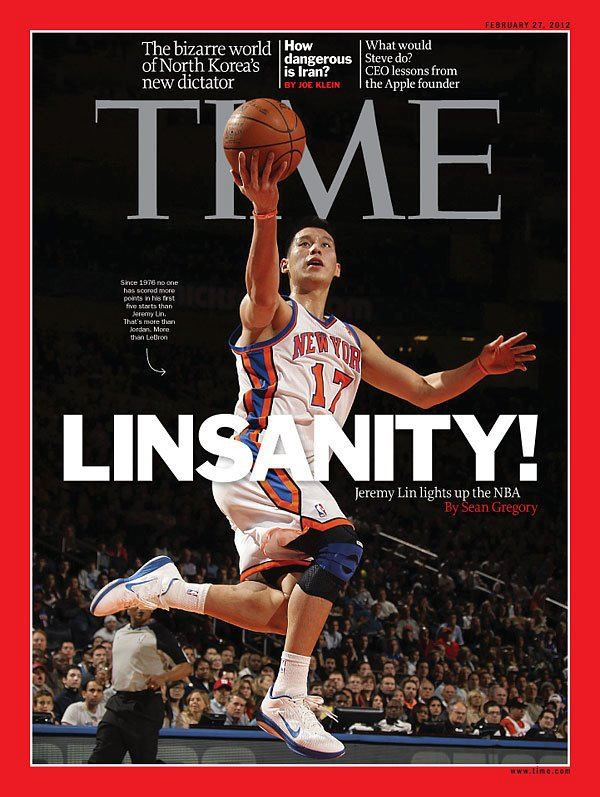 Linsanity Cover Story