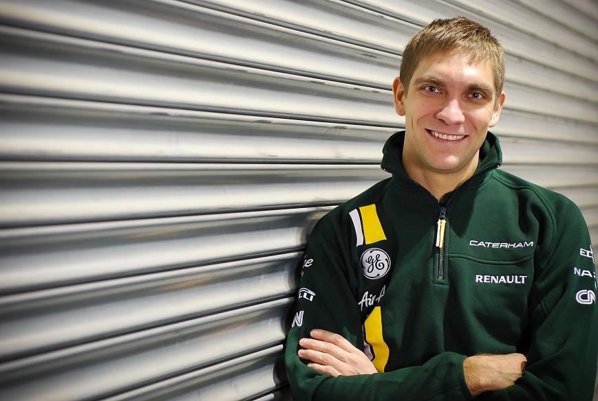 Jarno Trulli Out... Vitaly Petrov In... Caterham F1 Announces Driver Change for 2012 Season
