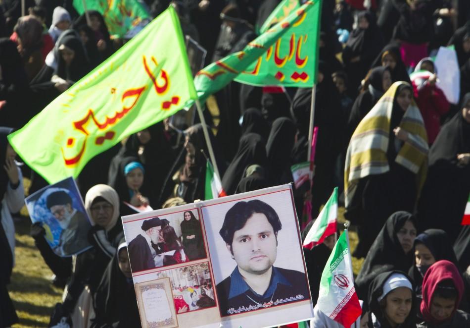 Ceremony marking 33rd anniversary of Islamic Revolution in Tehran