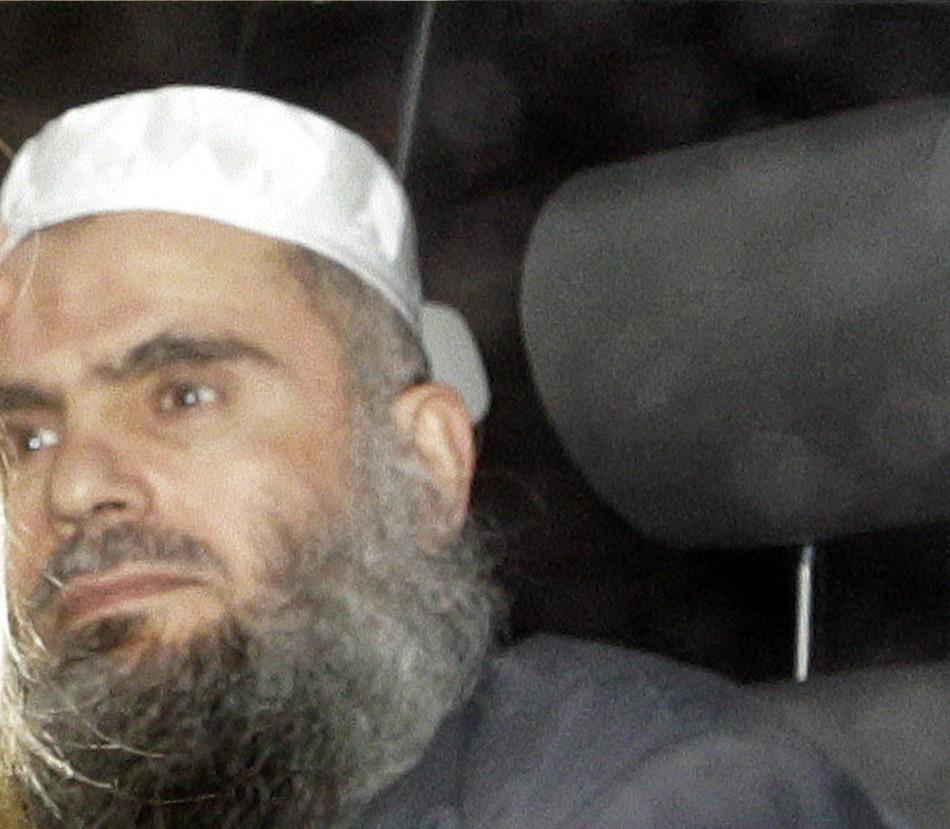 Abu Qatada is wanted in Jordan on terror charges