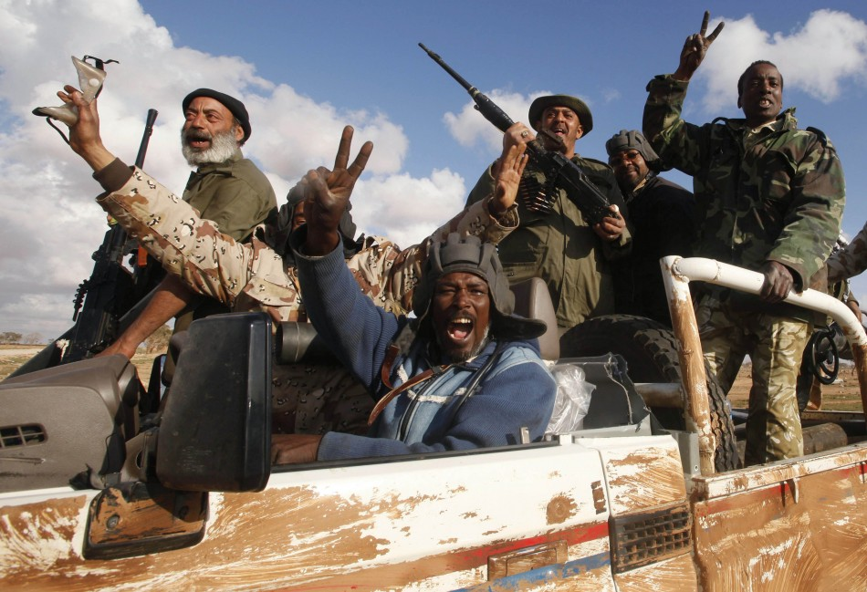 Former Libyan Revolutionary Fighters Form National Shield Army-in-Waiting